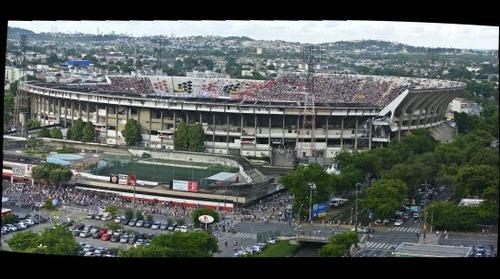 Gigafoto feito por Inês Campelo do jogo Santa Cruz X Sport, pelo campeonato Pernambucano de Futebol, no estádio do Arruda