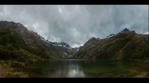 Lake Morian - New Zealand