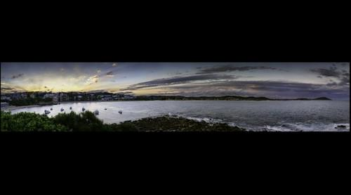 Terrigal to Forresters Beach Pano