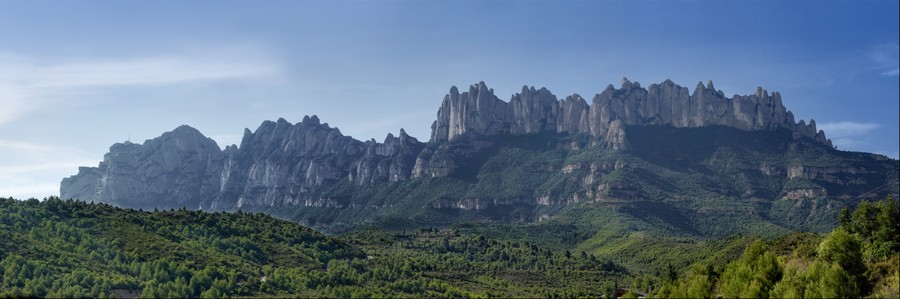 Montserrat, the Holy Mountain-V
