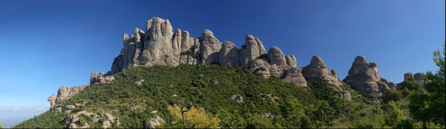Montserrat, the Holy Mountain-VI