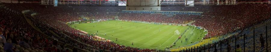 Flamengo (Brasil)  X León (México) no Maracanã