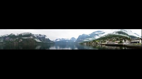 Aurlandsvangen, Norway