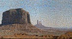 Monument Valley Mosaic - 2nd attempt