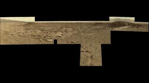 "Mars : ""The Kimberley"""