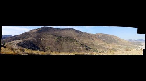 Cerro de San Cistobal visto desde otra prespectiva