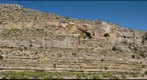 Limestones near Carlsbad, New Mexico