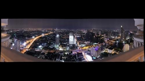 South Bangkok at Night