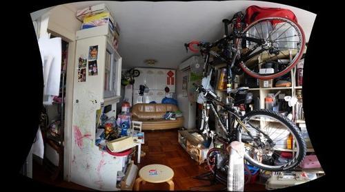 home scene