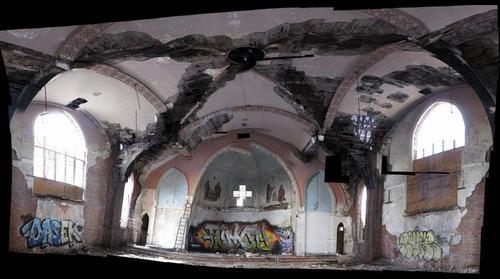 Holy Trinity--Interior