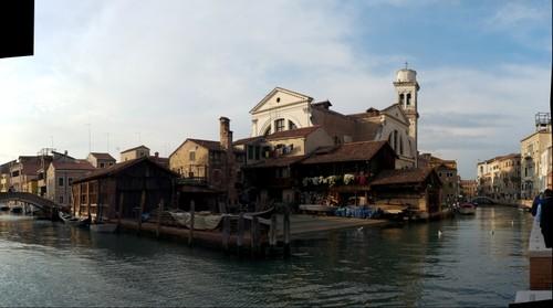 Campo San Trovaso, Dorspduro, Venice, Italy