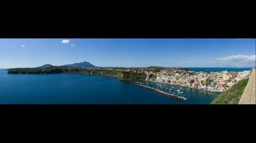 PROCIDA Island - Marina di Corricella