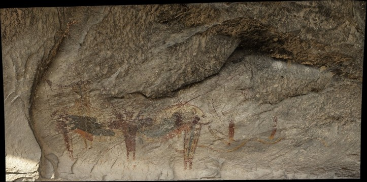 Fate Bell Shelter Pictographs