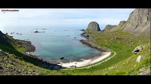 Refsvik Bay, LOFOTEN, Norway