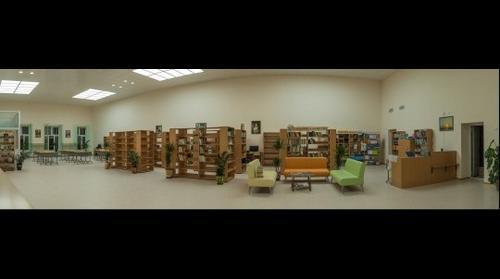 Школа №94 Библиотека
