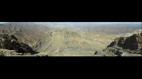 Murri Anticline & Oman Ophiolite