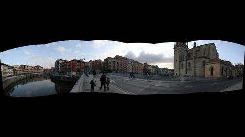 Cruzando la ria de Bilbao (6 imgs - 69 mgpx)