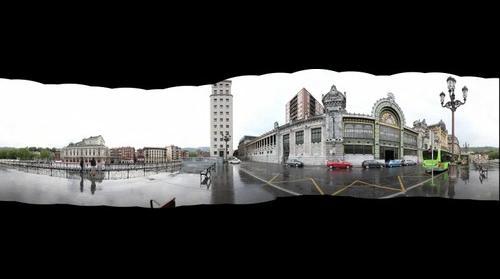 Estación de tren de Bilbao (18 imgs - 158 mgpx)