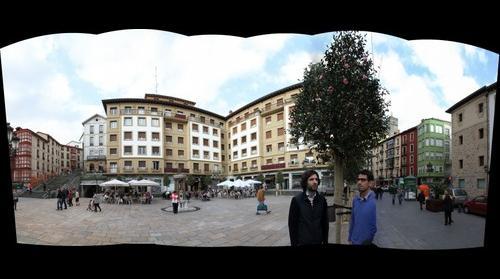 Plaza de Unamuno de Bilbao (6 imgs - 84 mgpx)