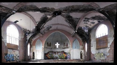 Holy Trinity--Interior 3