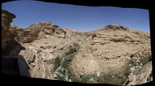 Mar Saba Monastery - Kidron Valley