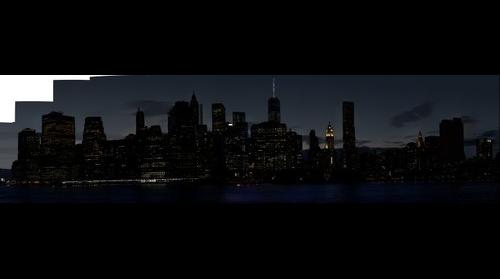 manhattan nightview
