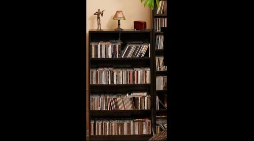 Cd Shelf