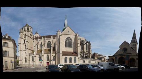 Cathédrale St. Bénigne, Dijon, France