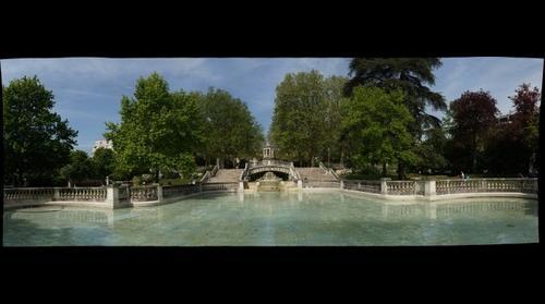 Jardin Darcy, Dijon, France