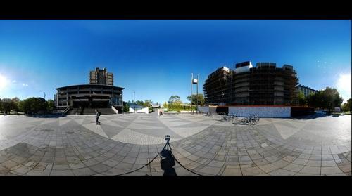 University of Canterbury Square