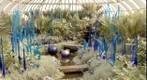 Chihuly exhibition at Phipps, Pittsburgh, Novemebe 4th, 2007, East Room