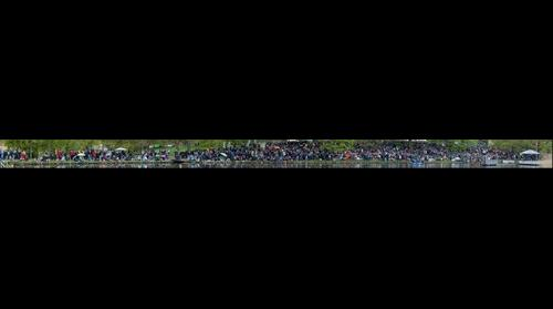 Kapsejladsen - Kampen om det gyldne bækken 2014