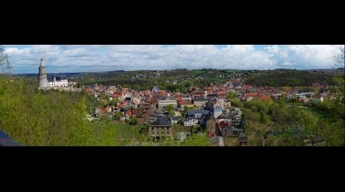 Weida, die Wiege des Vogtlandes, mit Osterburg