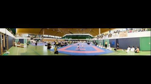Karate Turnier Jona 2014