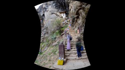 Lions Cave Bhutan