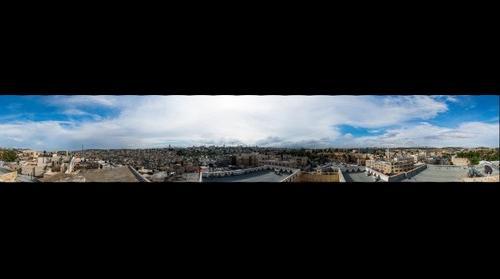 Jerusalem Golgotha Temple Mount