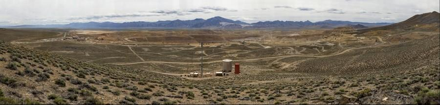 Nevada's Highest Producing Gold Mine