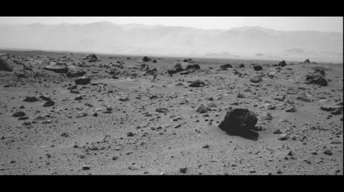 Mars Anomalies East Bull Rock  Elsie Mountain