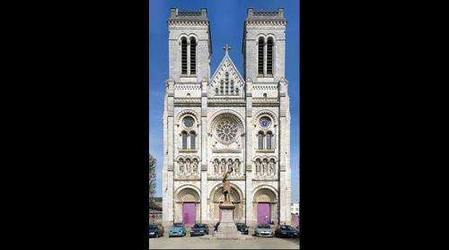 La Basilique Saint-Donatien - Nantes