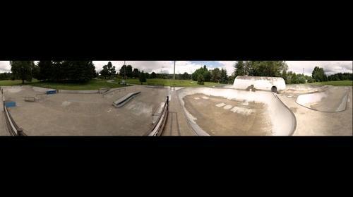 Pier Park Skatepark Final