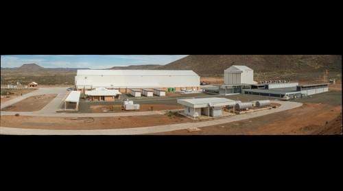 MeerKAT Karoo Array Processor Building May 2014