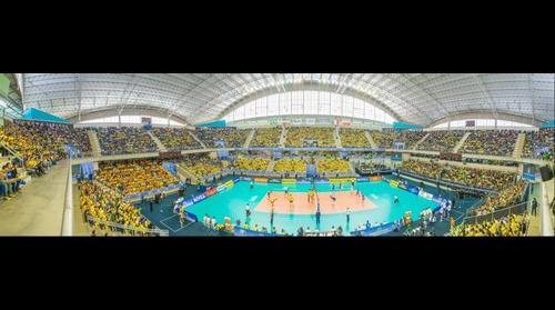 Brasil e Italia - Arena Jaraguá - Jaraguá do Sul