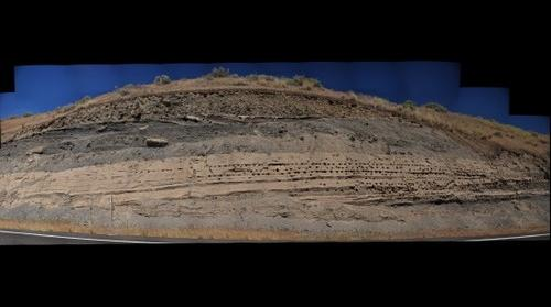 Scablands Flood Deposits near Starbuck, WA (2)