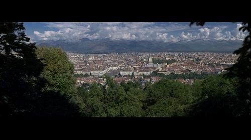 Torino panorama dalla collina -  Villa Genero