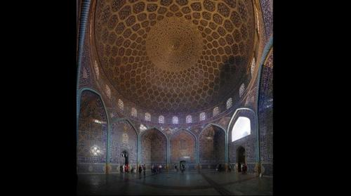 Sheikh Lotfollah Mosque , Esfahan, Iran