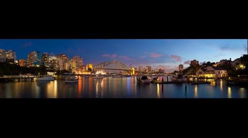 Lavender Bay - Sydney - Australia