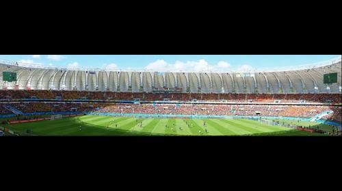 Copa do Mundo 2014 - Estádio Beira-Rio - Holanda x Austrália