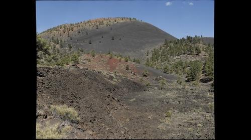 Sunset Crater Volcano, Arizona