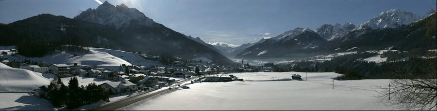 Stubaital im Winter