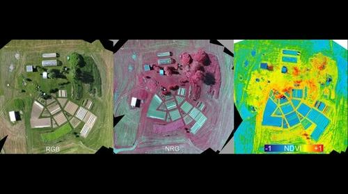 Infrared Farm KAP